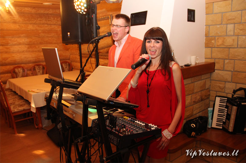 Vestuvių muzikantai kaina